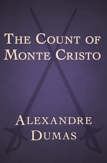 The Count of Monte Cristo - cover