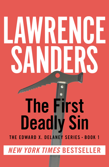 The First Deadly Sin - cover