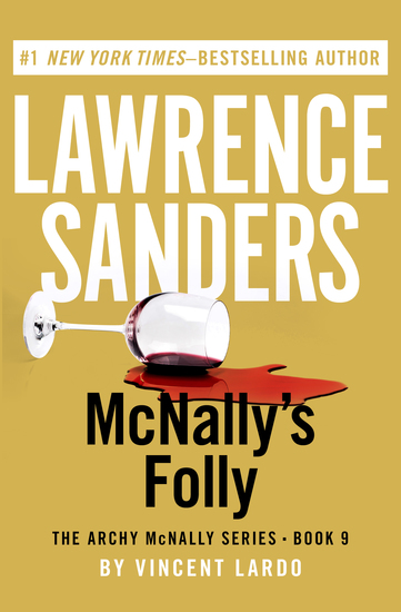 McNally's Folly - cover