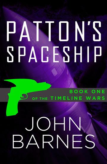 Patton's Spaceship - cover