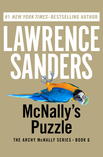 McNally's Puzzle - cover