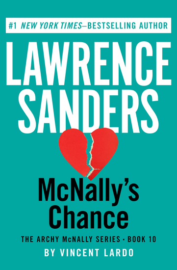 McNally's Chance - cover