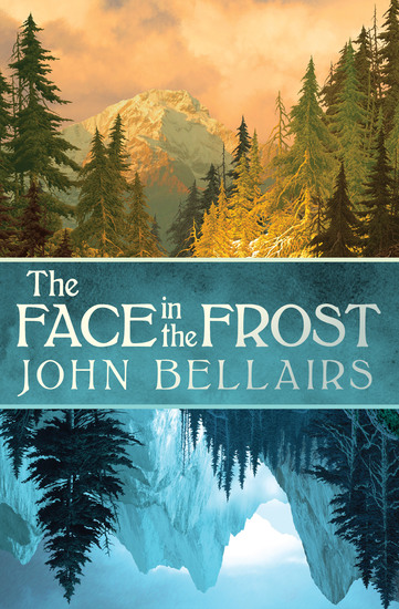 The Face in the Frost - cover