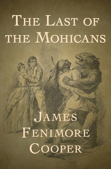 The Last of the Mohicans - cover