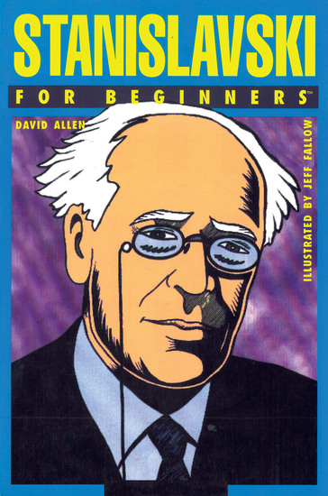 Stanislavski For Beginners - cover