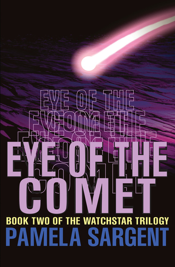 Eye of the Comet - cover