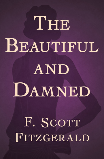 The Beautiful and Damned - cover