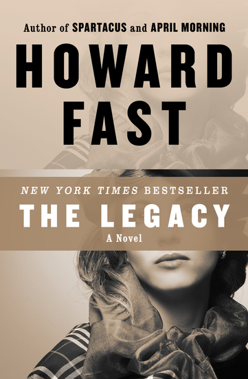 The Legacy - A Novel - cover