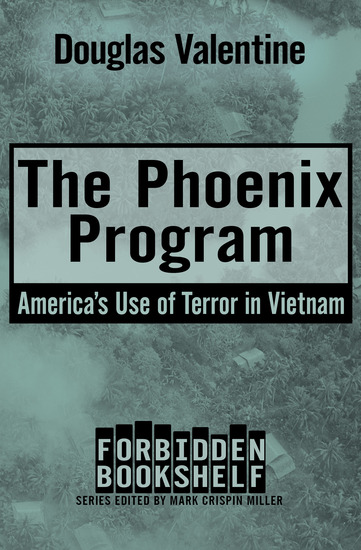 The Phoenix Program - America's Use of Terror in Vietnam - cover
