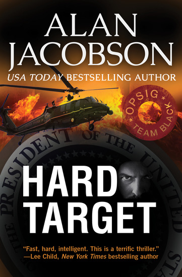 Hard Target - cover