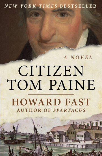 Citizen Tom Paine - cover