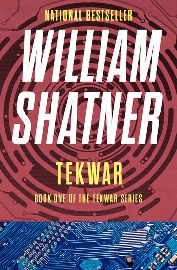 TekWar - cover
