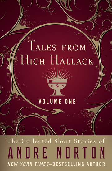 Tales from High Hallack Volume One - cover