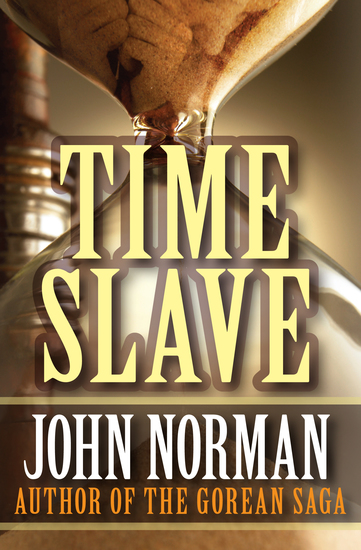 Time Slave - cover