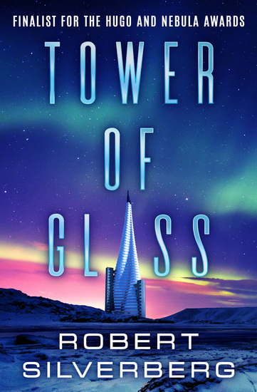 Tower of Glass - cover