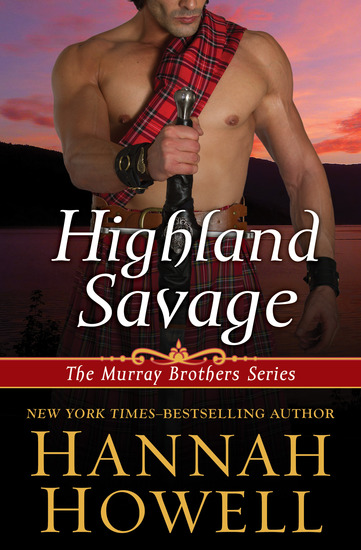 Highland Savage - cover