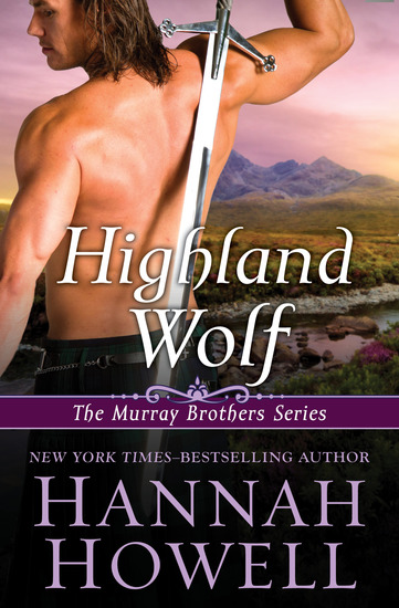 Highland Wolf - cover