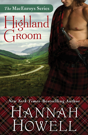 Highland Groom - cover