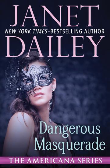 Dangerous Masquerade - cover