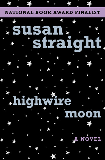 Highwire Moon - A Novel - cover