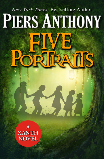 Five Portraits - cover