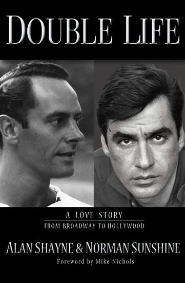 Double Life - Portrait of a Gay Marriage From Broadway to Hollywood - cover