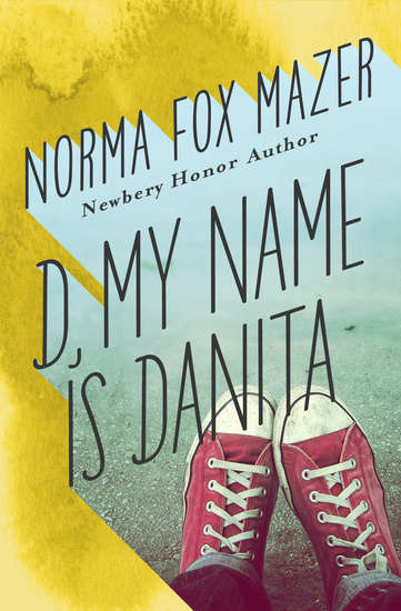 D My Name Is Danita - cover