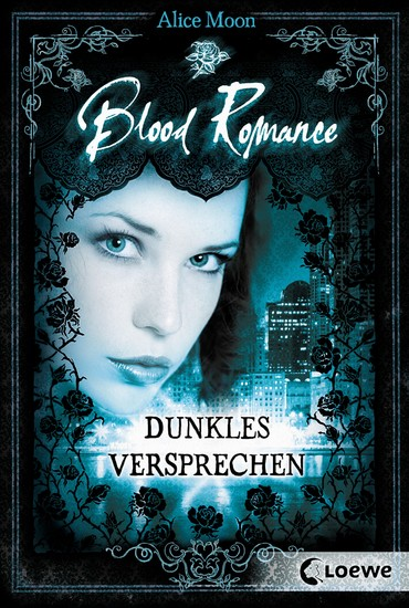 Blood Romance 2 - Dunkles Versprechen - cover