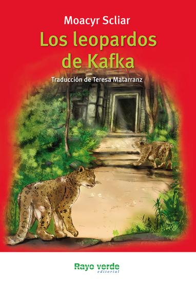 Los leopardos de Kafka - cover