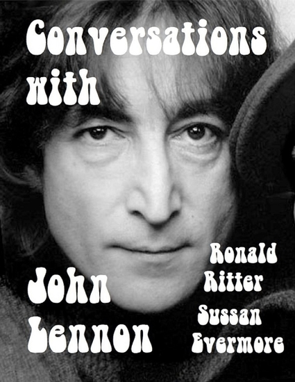 Conversations with John Lennon - cover