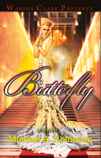 Butterfly - cover
