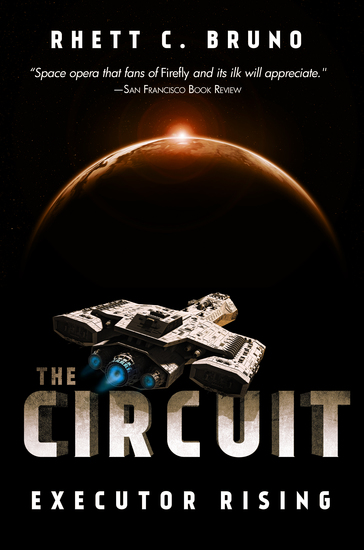 The Circuit - Executor Rising - cover