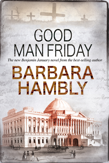 Good Man Friday - cover