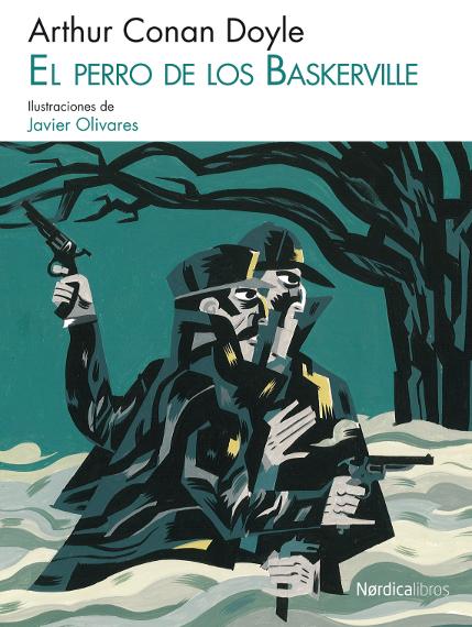 El perro de los Baskerville - cover