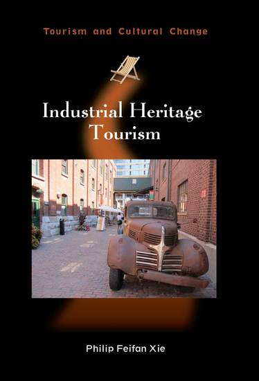 Industrial Heritage Tourism - cover