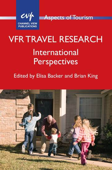 VFR Travel Research - International Perspectives - cover