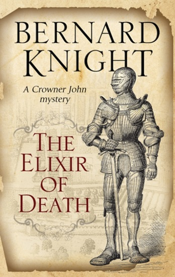 Elixir of Death The - cover