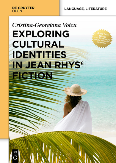 Exploring Cultural Identities in Jean Rhys' Fiction - cover