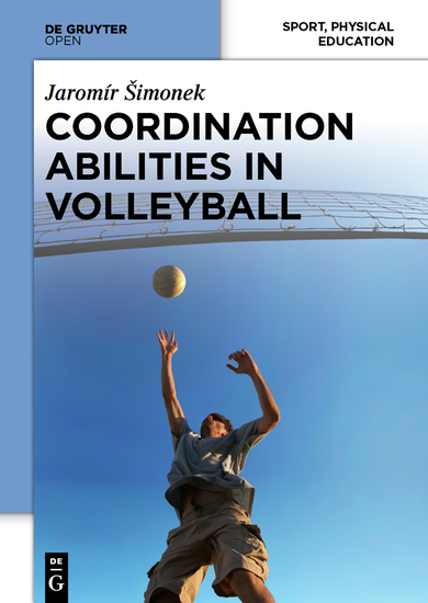 Coordination Abilities in Volleyball - cover