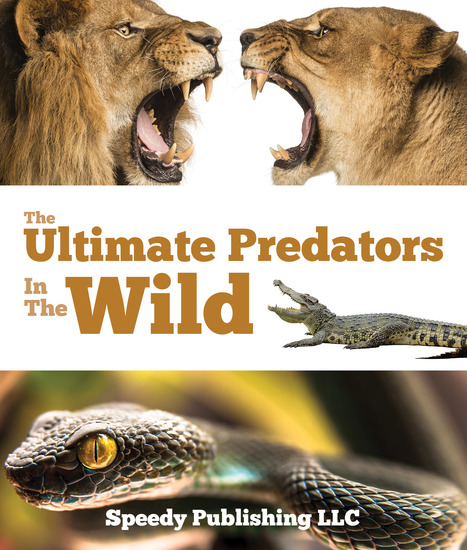 Ultimate Predators In The Wild - Children's Animal Books - cover