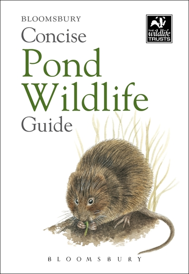 Concise Pond Wildlife Guide - cover