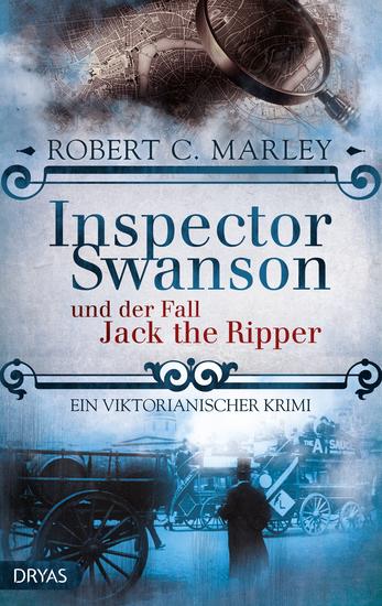 Inspector Swanson und der Fall Jack the Ripper - Ein viktorianischer Krimi - cover