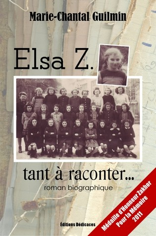 Elsa Z tant à raconter - cover