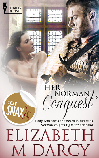 Her Norman Conquest - cover