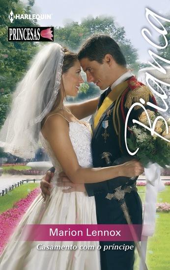 Casamento com o príncipe - cover