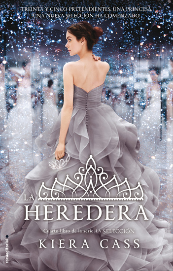 La heredera - cover