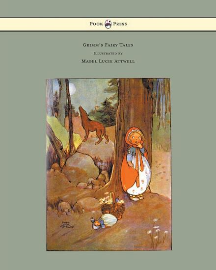 Grimm's Fairy Tales - Illustrated by Mabel Lucie Attwell - cover