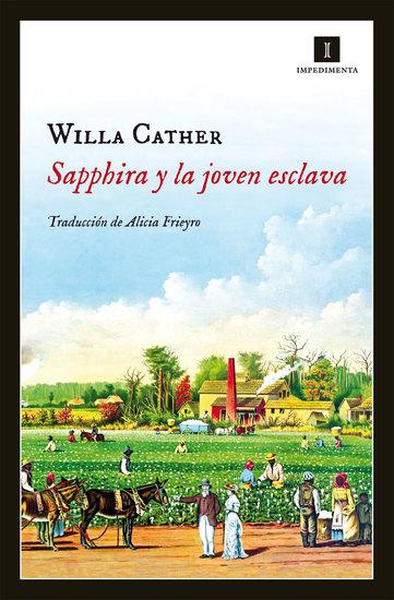 Sapphira y la joven esclava - cover