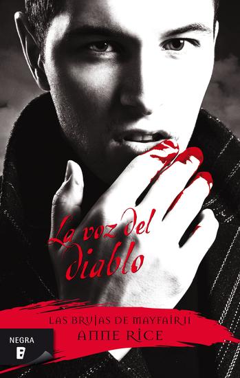 La voz del diablo - Las brujas de Mayfair II - cover