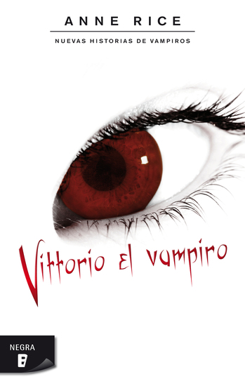 Vittorio el vampiro - Serie: Otras historias de vampiros - cover